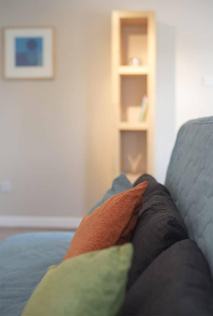 short term rental interior
